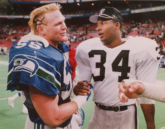 """Brian """"Boz"""" Bosworth: #10 NFL Draft Bust:"""
