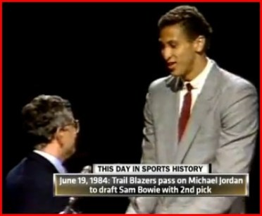 WORST NBA DRAFT PICKS - BOWIE