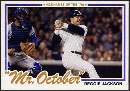 MLB RANKING MR-OCTOBER