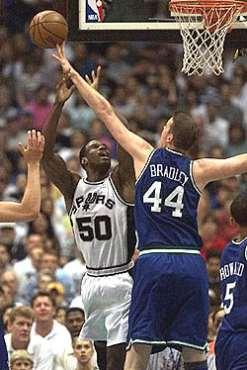 NBA Ranking Shawn Bradley