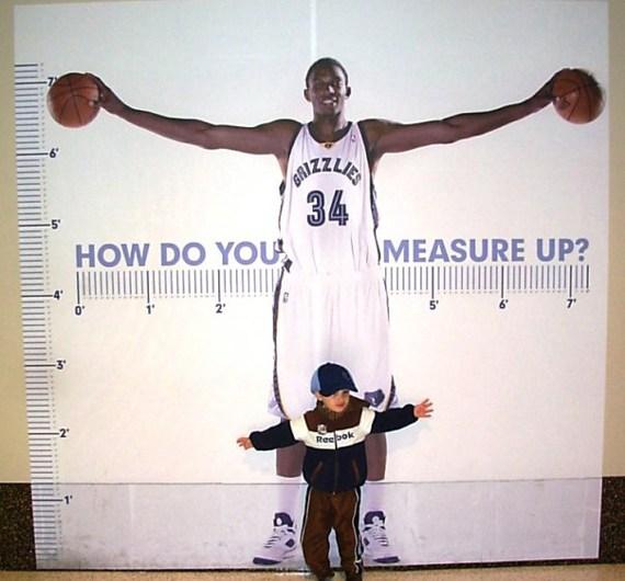 Hasheem Thabeet: #3 NBA Draft Bust