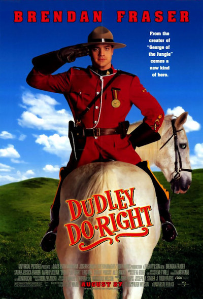 #6A Box Office Bust: Dudley Do-Right