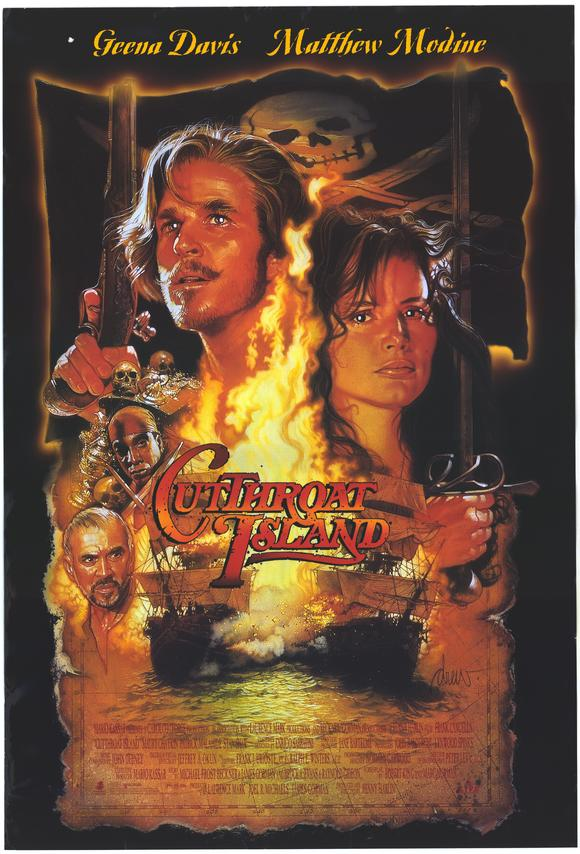 #3 Box Office Bust: Cutthroat Island