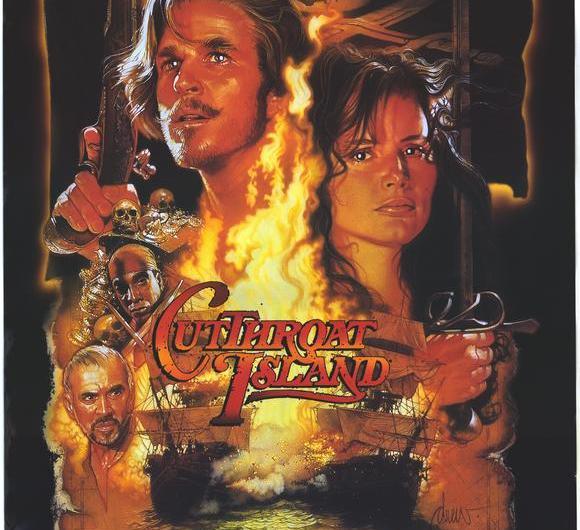 #3 Box Office Bust: Cutthroat Island