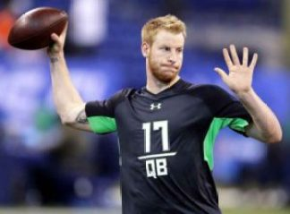 Franchise Quarterback? - LIKELY #2 OVERAL PICK CARSON WENTZ