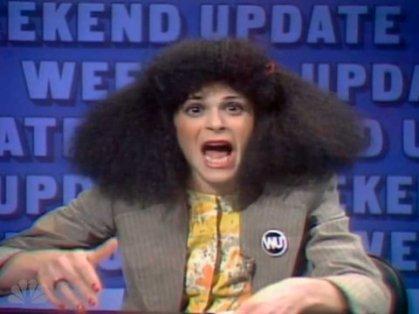 SNL Performers - Gilda Radner as Roseanne Roseannadanna