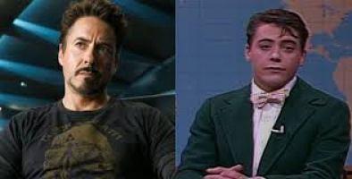 SNL Performers - Robert Downey Jr.