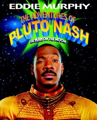Pluto Nash - Movie Poster