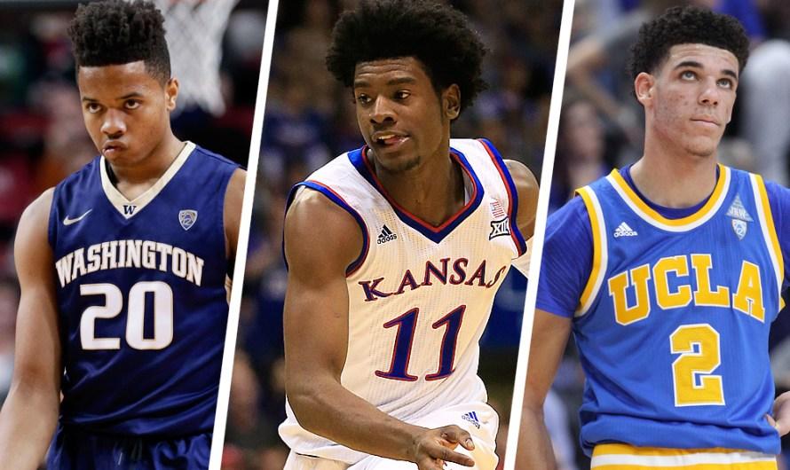 2017 NBA Mock Draft: Top 10 Picks