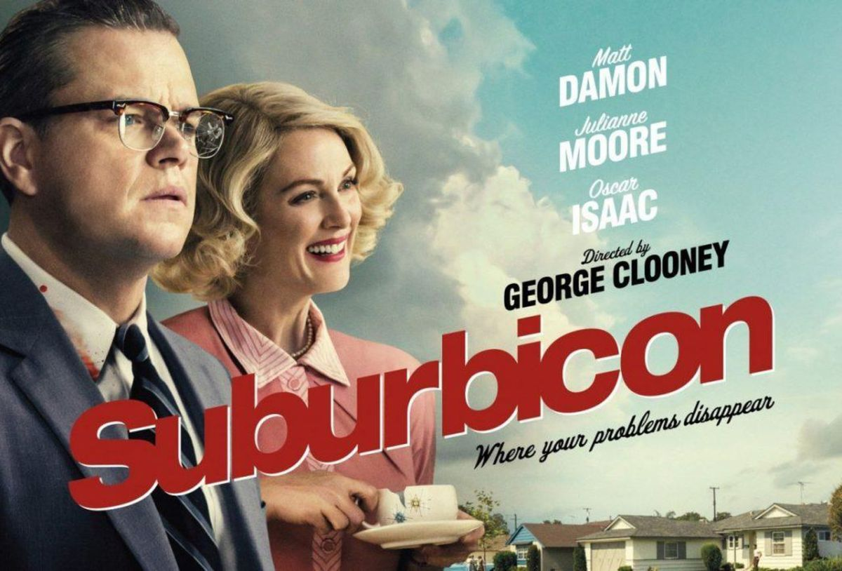 T10B Box Office Bust Nominee: Suburbicon