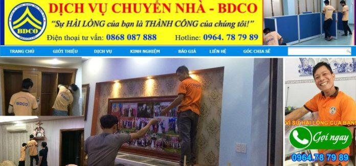 Công Ty TNHH Thương Mại Dịch Vụ BDCO