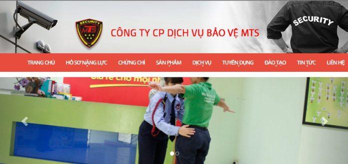 Công ty CP DV Bảo Vệ Minh Thắng