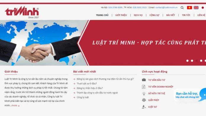 TOP CÔNG TY LUẬT UY TÍN NHẤT TẠI TP.HCM 2021