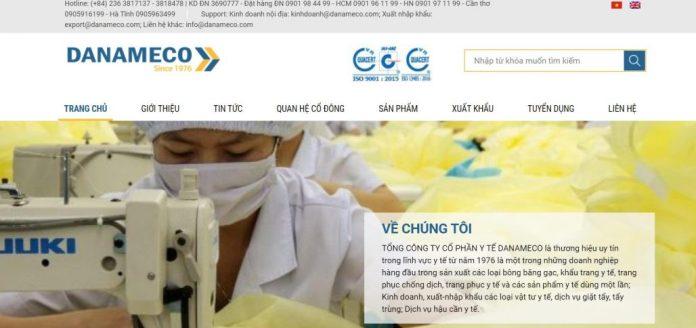 Công ty cổ phần y tế Danameco