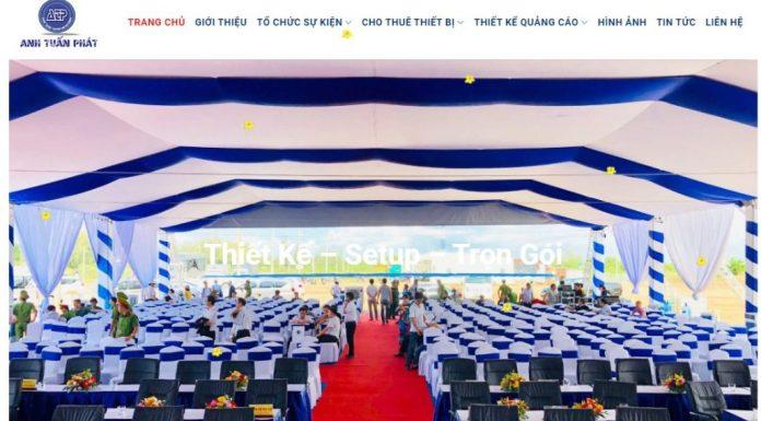 Công ty tổ chức sự kiện Anh Tuấn Phát
