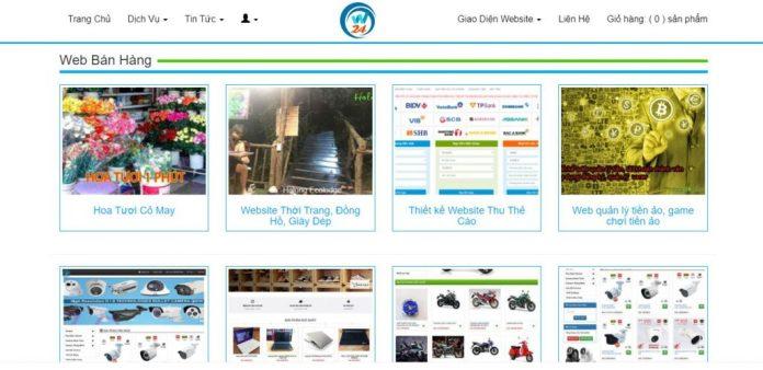 Công Ty Thiết Kế Website 1phut.net