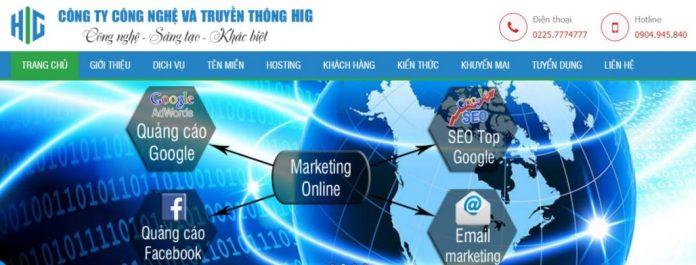 Công ty chạy quảng cáo Facebook HIG