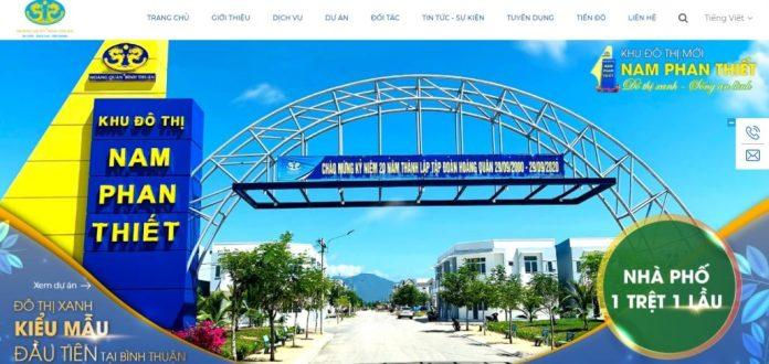 Công ty xây dựng nhà Hoàng Bình Thuận