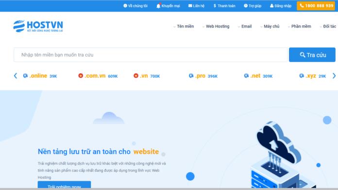 Top 10 công ty dịch vụ hosting uy tín tại Việt Nam