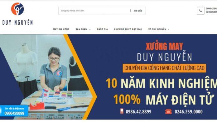 Top 8 công ty may đồng phục uy tín tại Hà Nội 2021