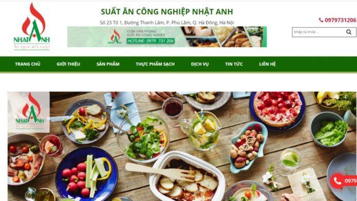 Top 10 công ty suất ăn công nghiệp uy tín tại Hà Nội 2021