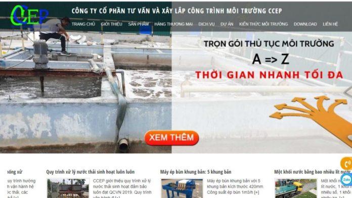 Top 10 công ty tư vấn môi trường uy tín tại Hà Nội 2021
