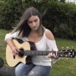 "Gabriella Quevedo | ""Here Comes The Sun"" cover (The Beatles)"