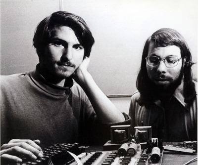 Steve Jobs Steve Wozniack