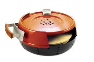 Pizzacraft PC0601 Pizzeria Quickly Stovetop Pizza Oven