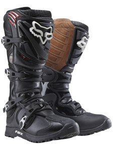 FOX COMP 5 OFFROAD BOOT BLACK 8