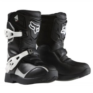 Fox Racing Pee Wee Comp 5K Youth Boys Off-Road/Dirt Bike Motorcycle Boots