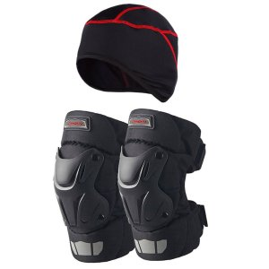 Scoyco K15-2 Motorcycle Motocross Racing Knee Guards Pads Braces Protective Gear