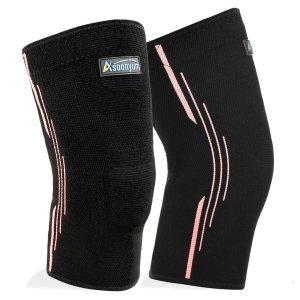 ASOONYUM Compression Knee Sleeve Running