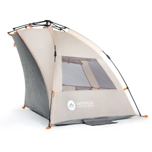 Easthills Outdoors Easy Up Beach Tent Sun Shelter