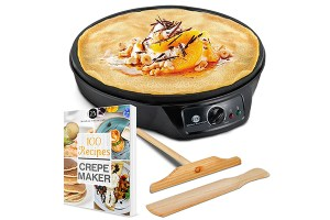 8 Best Crepe Makers Review in 2018