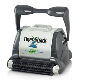 Hayward RC9990GR TigerShark QC Automatic Robotic Pool Cleaner with Quick Clean Technology
