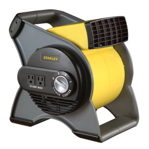 Stanley 655704 High Velocity Blower Fan
