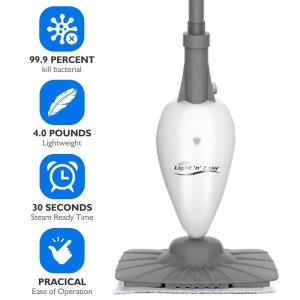 Steam Mop - Steam Cleaner Steam Mops for Floor Cleaning