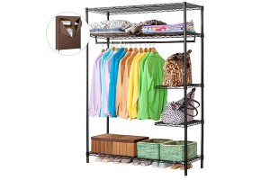 10 best portable clothes closets and organizers reviews in 2019