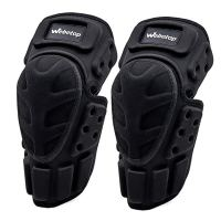 Webetop Motorcycle Knee Pads Adult 1 Pair High-Impact Shield-Resistance Flexible Breathable Adjustable Aramid