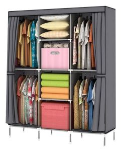 YOUUD Portable Wardrobe Storage and Organizer Portable