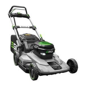 EGO 21-inch 56-Volt Lithium-Ion Cordless Electric Lawn Mower