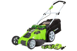 10 Best Electric Lawn Mower and Battery Review in 2018
