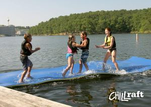 ChillRaft Original Floating Mat