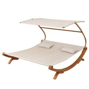 Christopher Knight Home Furniture Outdoor Patio Lounge Daybed Hammock