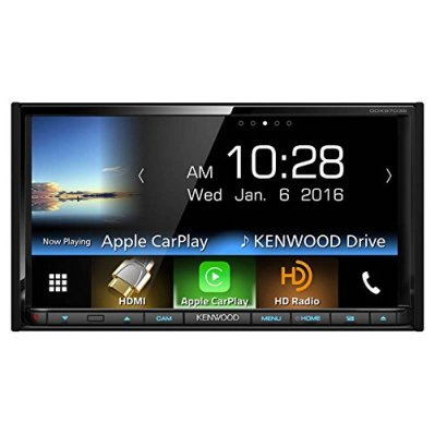 Kenwood DDX9703S 2-Din In-Dash Touch Screen Car Stereo