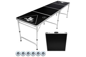 10 Best Beer Pong Tables or Mini Pong and Portable in 2018