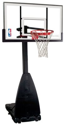 Spalding NBA Portable Basketball System