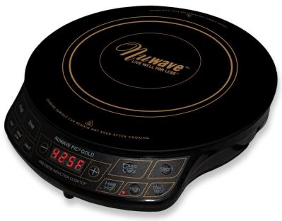 NuWave PIC Gold 1500 Watts Precision Induction Cooktop