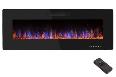 10 Best Wall Mount Electric Fireplaces in 2019